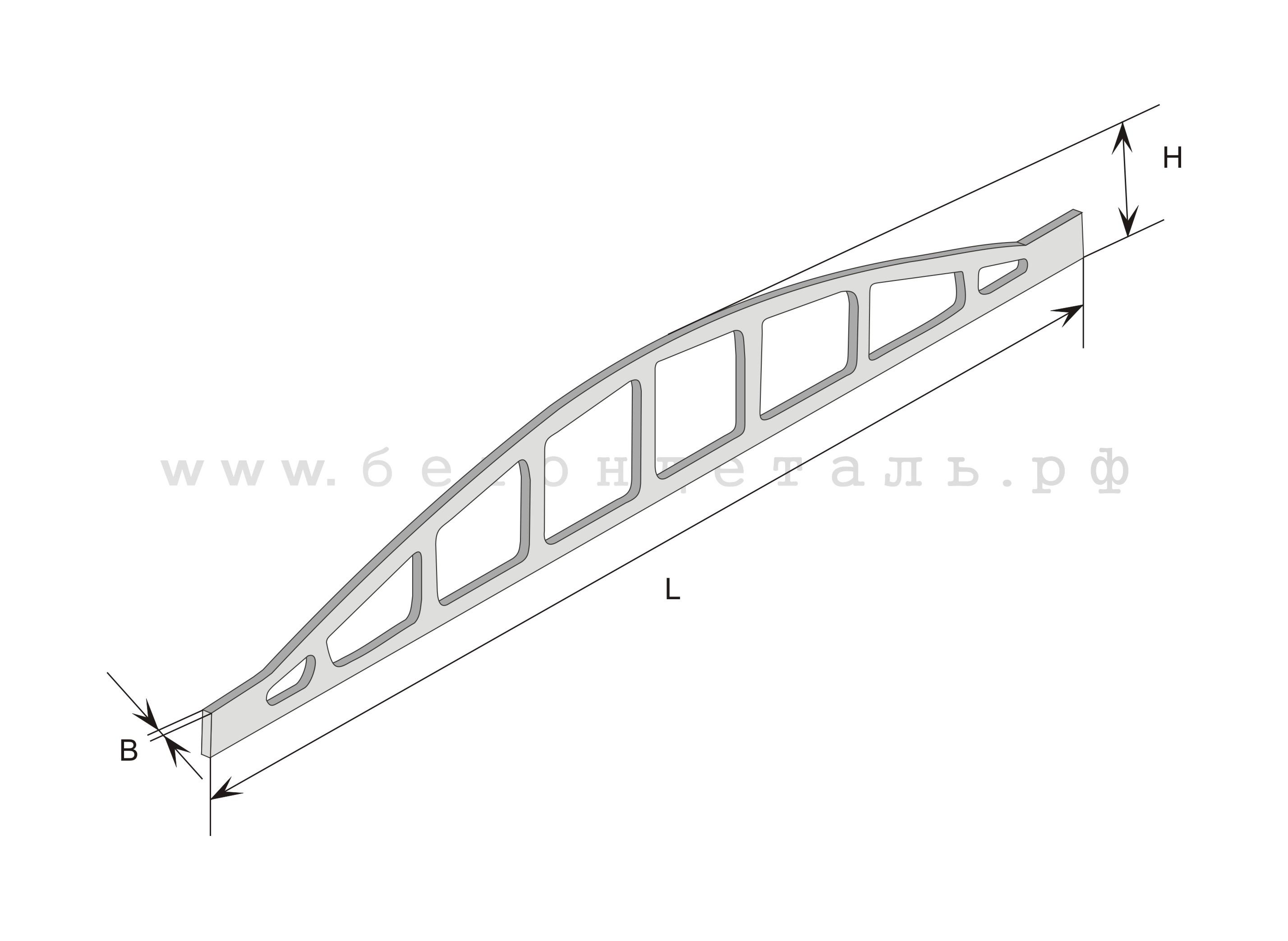 Ферма железобетонная цена плита перекрытия мостов