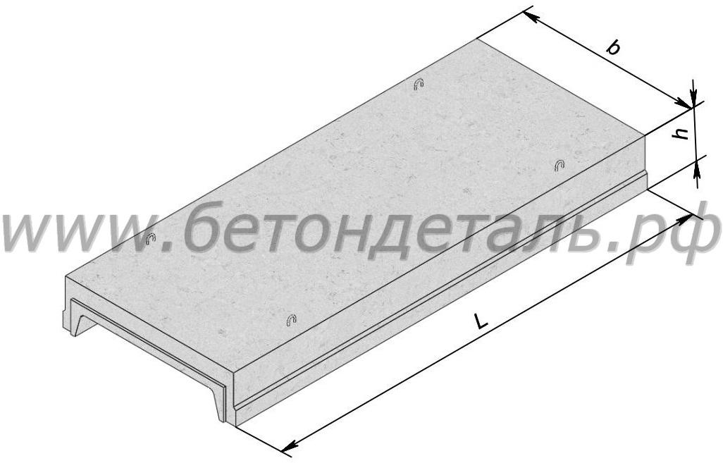 Ребристые плиты п образные схема расположения опор лэп
